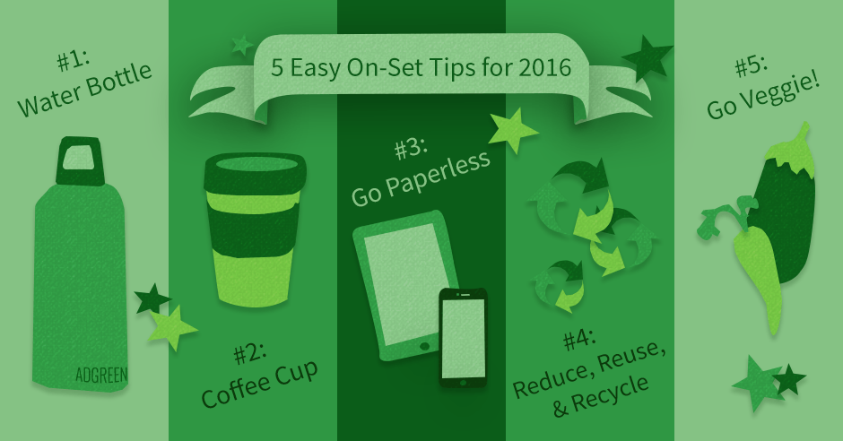 5 Easy on-set tips for 2016