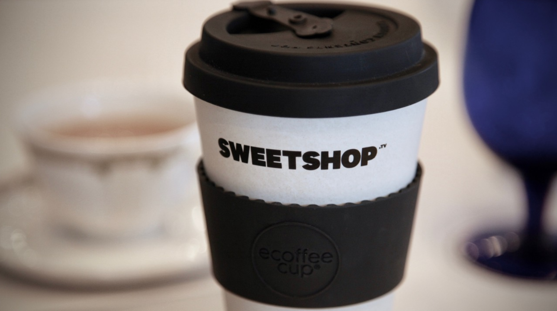 Sweet Shop Coffee Cup